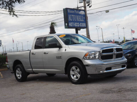 2017 RAM Ram Pickup 1500 for sale at Winter Park Auto Mall in Orlando FL