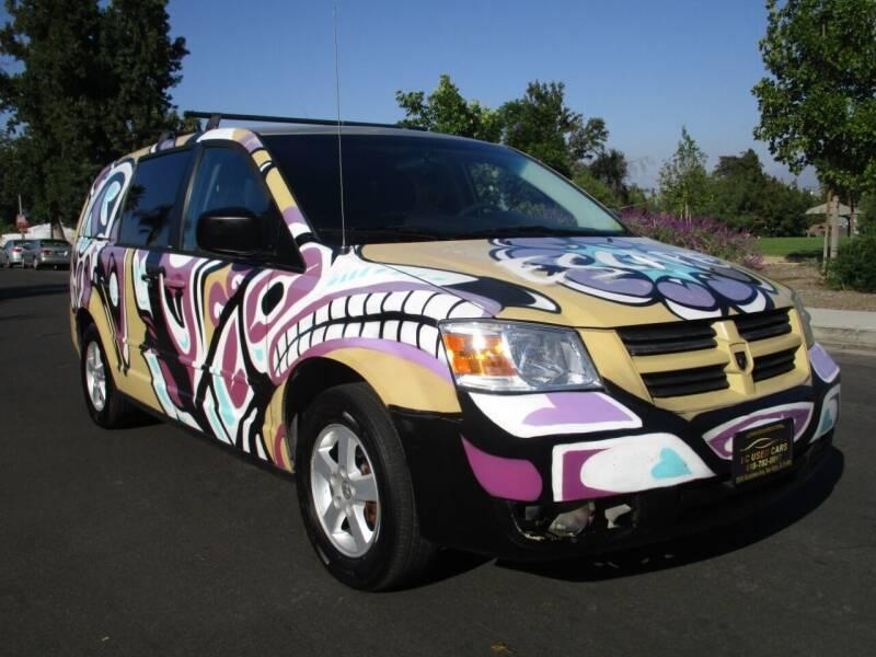 2010 Dodge Grand Caravan for sale at I C Used Cars in Van Nuys CA
