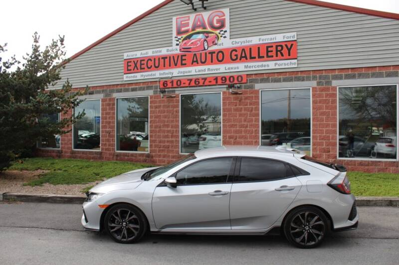 2018 Honda Civic for sale at EXECUTIVE AUTO GALLERY INC in Walnutport PA