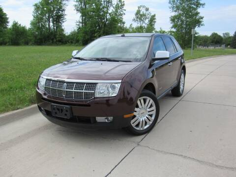 2010 Lincoln MKX for sale at A & R Auto Sale in Sterling Heights MI