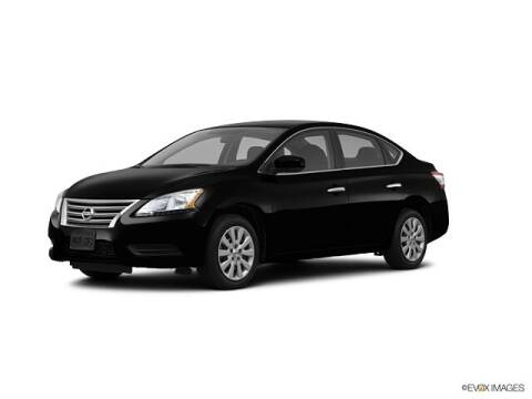 2013 Nissan Sentra for sale at Stephens Auto Center of Beckley in Beckley WV