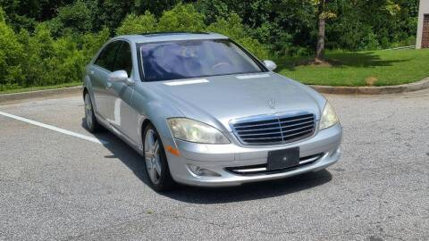 2007 Mercedes-Benz S-Class for sale at CU Carfinders in Norcross GA