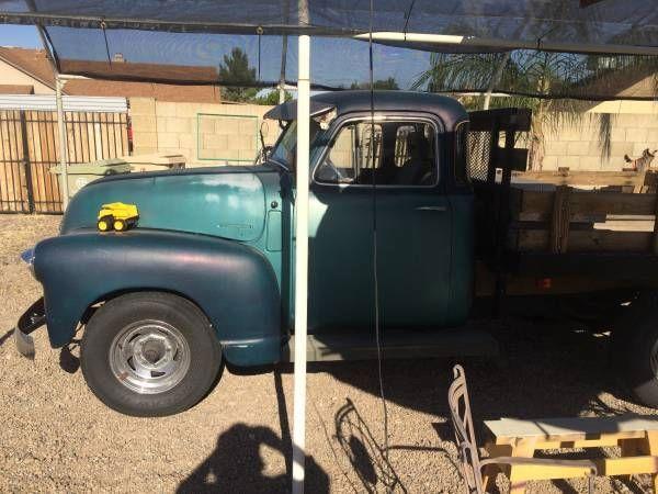 1953 Chevrolet Silverado 3500