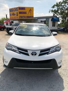 2015 Toyota RAV4 for sale at Mega Cars of Greenville in Greenville SC