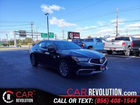 2018 Acura TLX for sale at Car Revolution in Maple Shade NJ