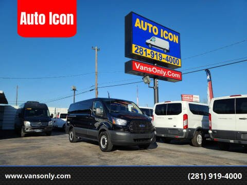 2017 Ford Transit Cargo for sale at Auto Icon in Houston TX