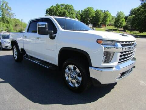 2020 Chevrolet Silverado 2500HD for sale at Specialty Car Company in North Wilkesboro NC