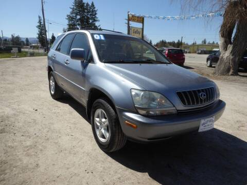 2001 Lexus RX 300 for sale at VALLEY MOTORS in Kalispell MT