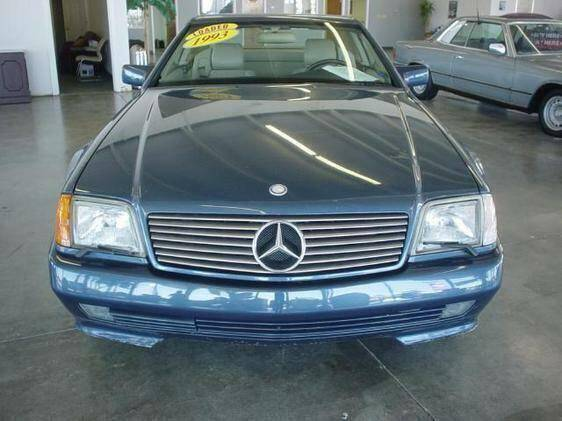 1993 Mercedes-Benz 500-Class for sale at Greenville Motor Company in Greenville NC