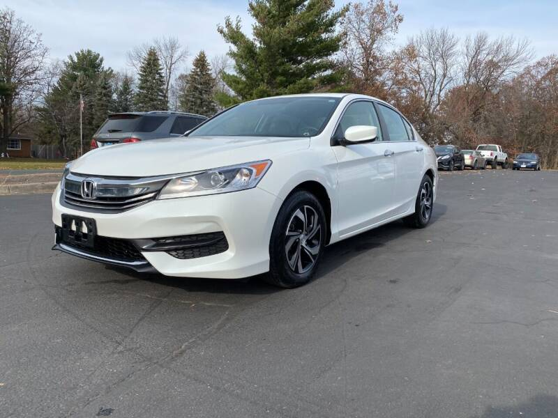 2017 Honda Accord for sale at Northstar Auto Sales LLC in Ham Lake MN