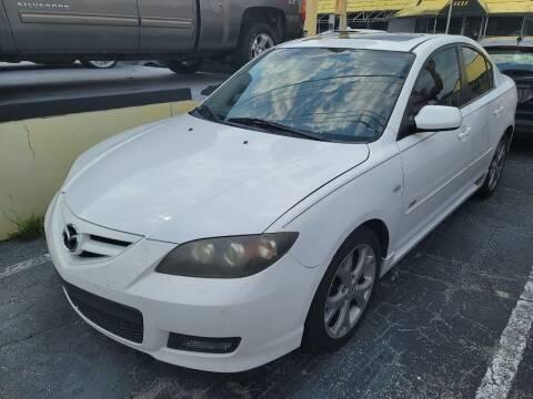2007 Mazda MAZDA3 for sale at Castle Used Cars in Jacksonville FL