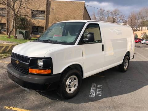 2011 Chevrolet Express Cargo for sale at PA Auto World in Levittown PA