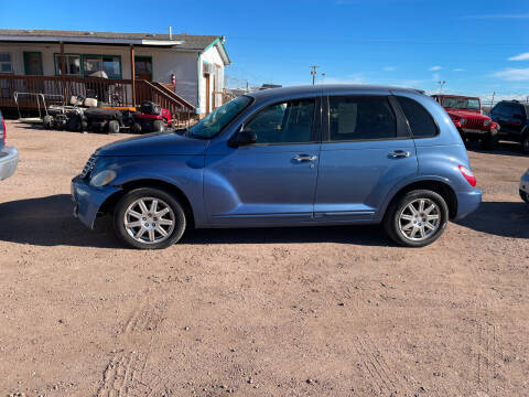 2007 Chrysler PT Cruiser for sale at PYRAMID MOTORS - Fountain Lot in Fountain CO