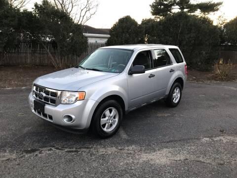 2010 Ford Escape for sale at Elwan Motors in West Long Branch NJ