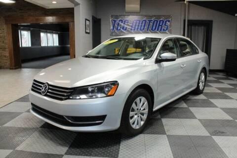 2014 Volkswagen Passat for sale at TCC Motors in Farmington Hills MI