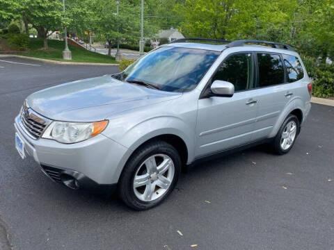 2010 Subaru Forester for sale at Car World Inc in Arlington VA