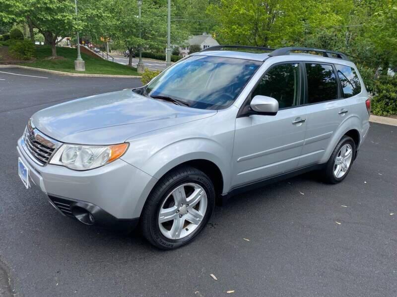 2010 Subaru Forester for sale in Arlington, VA