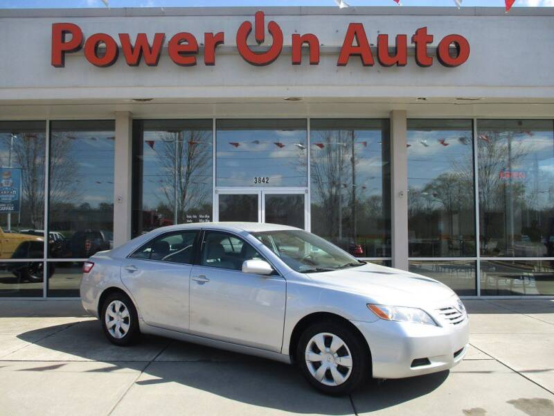 2007 Toyota Camry for sale at Power On Auto LLC in Monroe NC