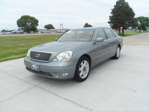 2003 Lexus LS 430 for sale at America Auto Inc in South Sioux City NE