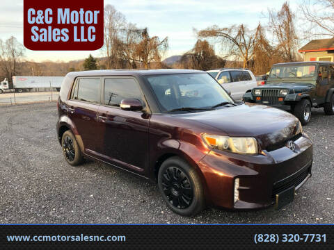 2014 Scion xB for sale at C&C Motor Sales LLC in Hudson NC