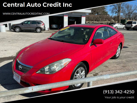2007 Toyota Camry Solara for sale at Central Auto Credit Inc in Kansas City KS