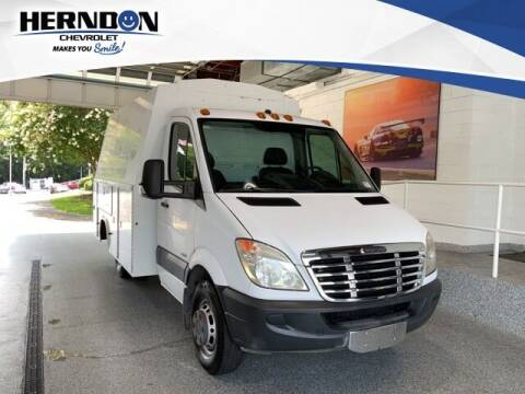 2011 Freightliner Sprinter Cab Chassis for sale at Herndon Chevrolet in Lexington SC