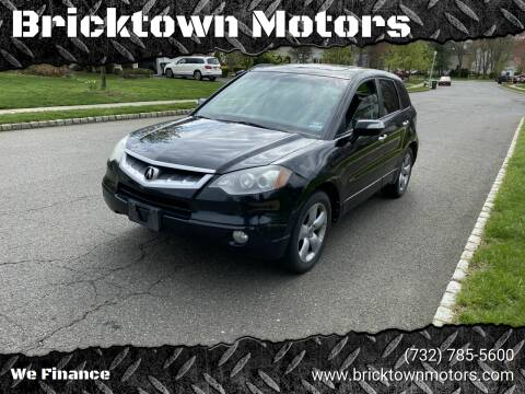 2008 Acura RDX for sale at Bricktown Motors in Brick NJ
