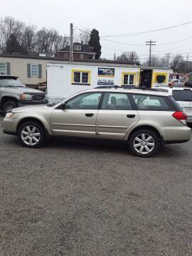 2008 Subaru Outback for sale at STAR CITY PRE-OWNED in Morgantown WV