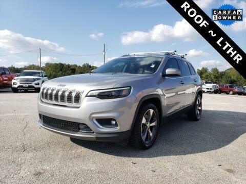 2019 Jeep Cherokee for sale at Hardy Auto Resales in Dallas GA