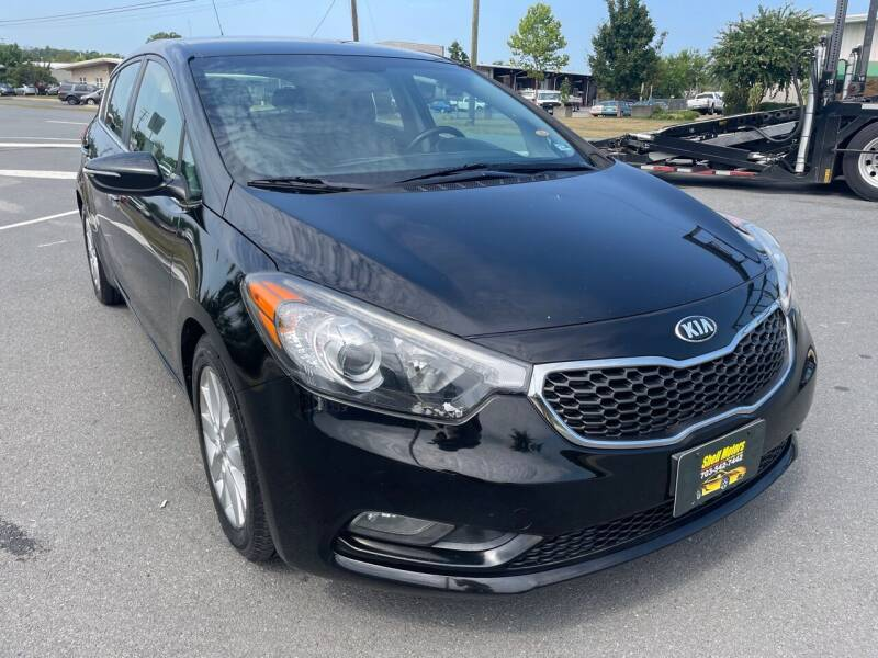 2015 Kia Forte5 for sale at Shell Motors in Chantilly VA