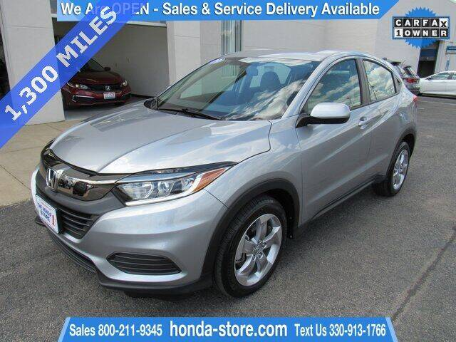 2019 Honda HR-V for sale in Youngstown, OH