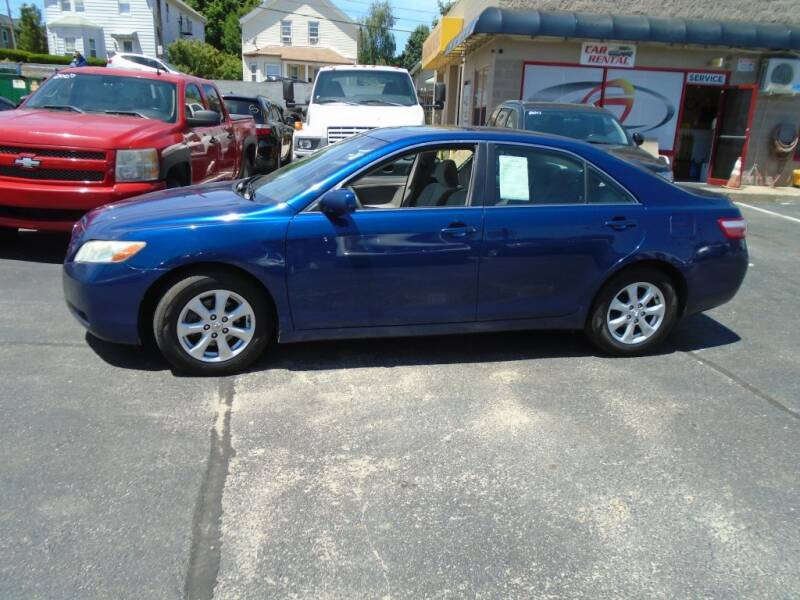 2007 Toyota Camry for sale at Gemini Auto Sales in Providence RI
