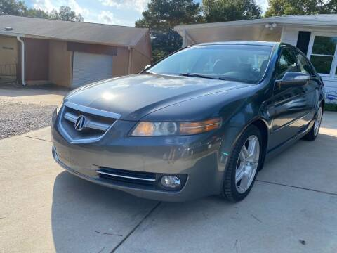 2008 Acura TL for sale at Efficiency Auto Buyers in Milton GA