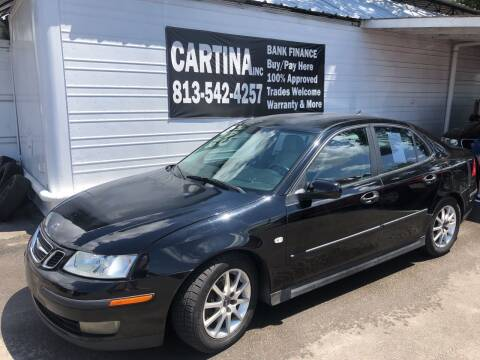 2003 Saab 9-3 for sale at Cartina in Tampa FL