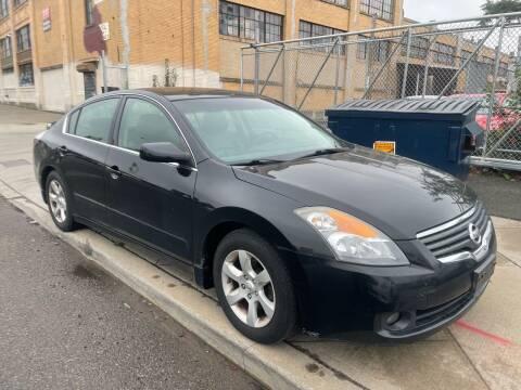 2008 Nissan Altima for sale at Dennis Public Garage in Newark NJ
