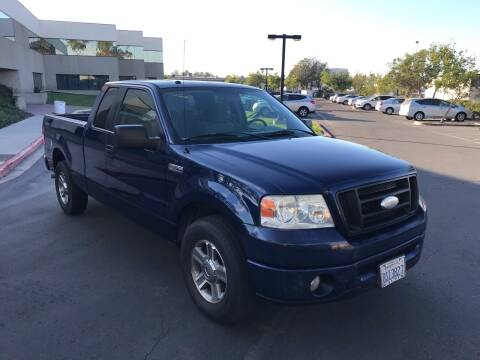 2008 Ford F-150 for sale at MSR Auto Inc in San Diego CA