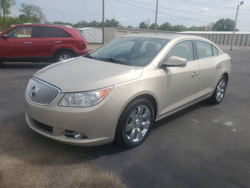 2012 Buick LaCrosse for sale at Savannah Motor Co in Savannah TN