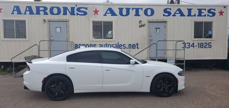 2016 Dodge Charger for sale at Aaron's Auto Sales in Corpus Christi TX