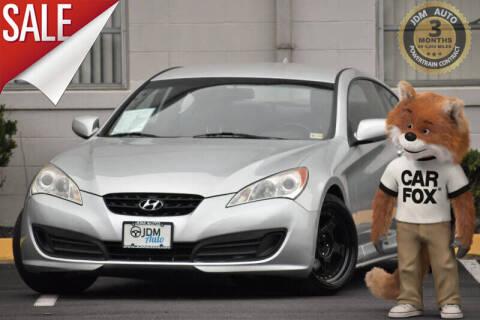 2010 Hyundai Genesis Coupe for sale at JDM Auto in Fredericksburg VA