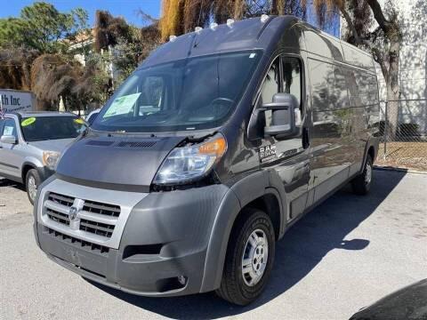2015 RAM ProMaster Cargo for sale at EZ Own Car Sales of Miami in Miami FL