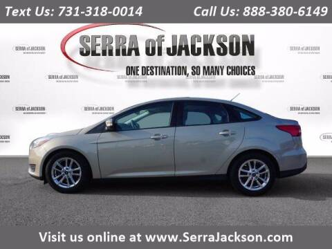 2016 Ford Focus for sale at Serra Of Jackson in Jackson TN