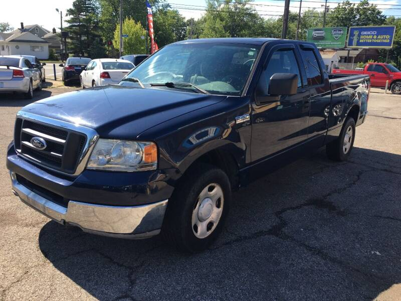 2004 Ford F-150 for sale at Payless Auto Sales LLC in Cleveland OH