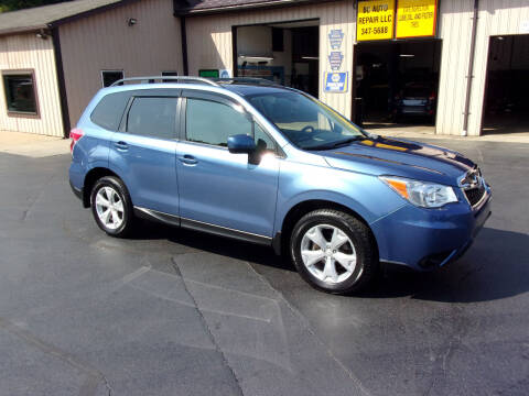 2015 Subaru Forester for sale at Dave Thornton North East Motors in North East PA