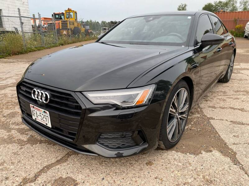 2019 Audi A6 for sale at SUNSET CURVE AUTO PARTS INC in Weyauwega WI