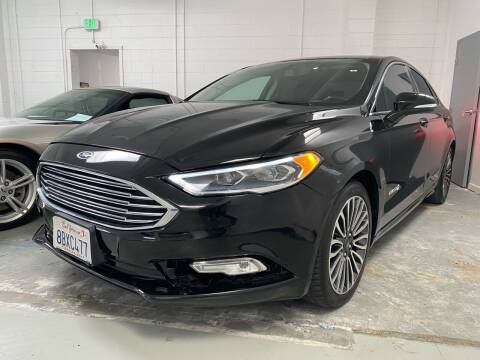 2018 Ford Fusion Hybrid for sale at Mag Motor Company in Walnut Creek CA