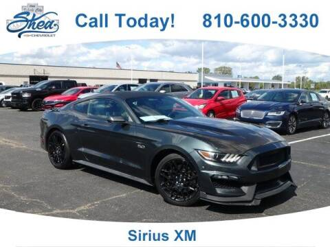 2015 Ford Mustang for sale at Erick's Used Car Factory in Flint MI