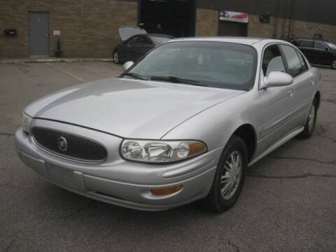 2003 Buick LeSabre for sale at ELITE AUTOMOTIVE in Euclid OH