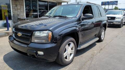 2008 Chevrolet TrailBlazer for sale at Tri City Auto Mart in Lexington KY