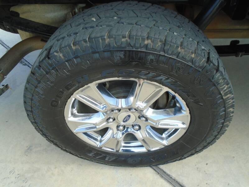 2016 Ford F-150 4x4 XLT 4dr SuperCrew 5.5 ft. SB - Houston TX
