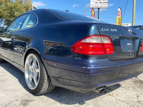 2002 Mercedes-Benz CLK for sale at Mego Motors in Orlando FL